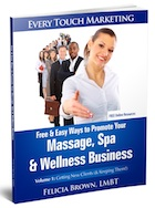 Free and Easy Ways to Promote Your Massage Spa