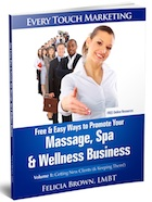 Promote Your Massage Business