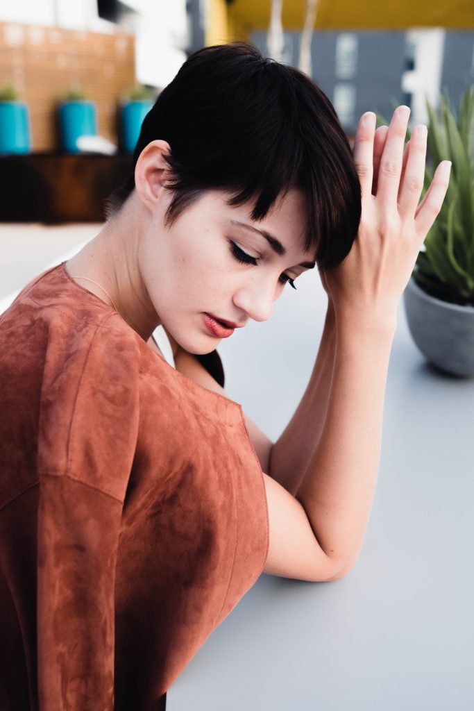 Being aware of anxious massage therapy clients